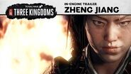 Total War THREE KINGDOMS - Zheng Jiang In-Engine Trailer