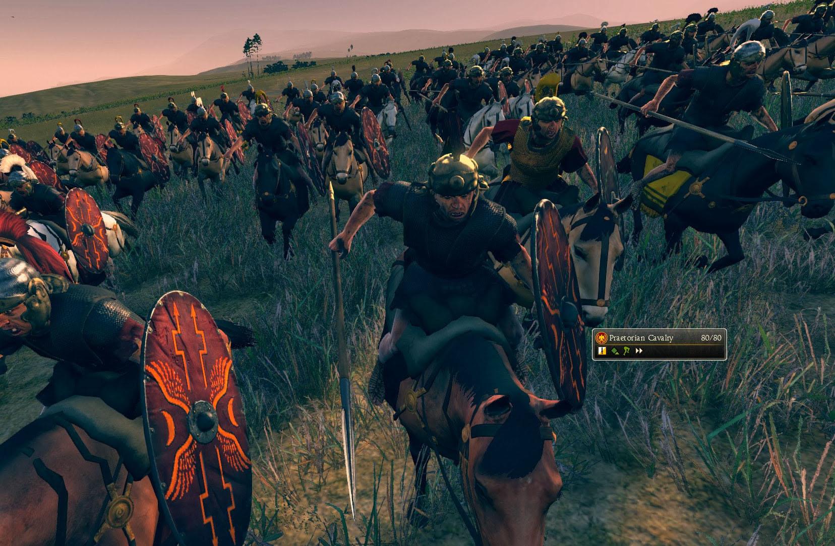 Praetorian Cavalry (Total War: Rome II)   Total War Wiki ...