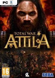 Total War Attila portada