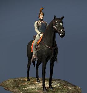 Archduke Ferdinand Cuirassiers NTW