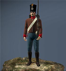 Archduke Charles' Legion NTW