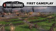 Total War THREE KINGDOMS – E3 Gameplay Reveal