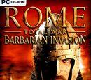 Rome: Total War: Barbarian Invasion