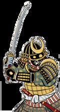 Samurai inf katana hero