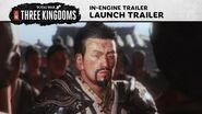 Total War THREE KINGDOMS - Liu Bei Launch Trailer