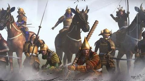 TOTAL WAR SHOGUN 2 Saints and Heroes Elite Unit Pack Trailer