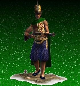 Janissary Hand Mortar Bölük
