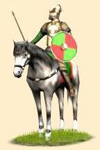 Gaulish Barbarian Noble Cavalry