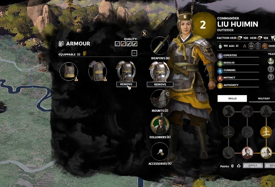 Ancillary (Total War: Three Kingdoms)   Total War Wiki