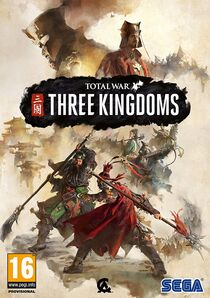 Total War-Threekingdoms-Box Art