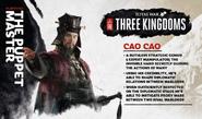 TW3K Cao Cao-intro