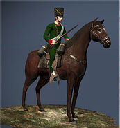 France Chasseurs a Cheval NTW