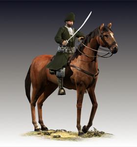 Qizilbashi Cavalry
