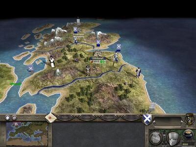Scotland Start
