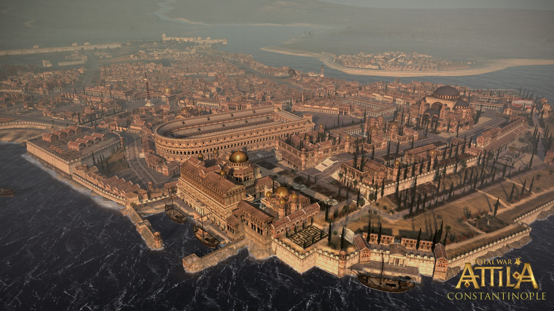 решили большой дворец константинополь фото месте