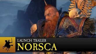 Total War WARHAMMER - Norsca - Launch Trailer