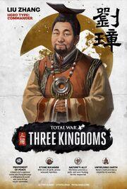 TW3K Liu Zhang