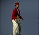 Melee Infantry