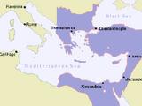 Eastern Roman Empire (Barbarian Invasion)