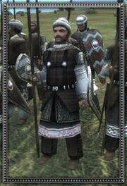 Saracen militia info