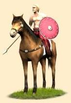 German Barbarian Cavalry