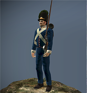 Life Guards of Foot NTW