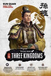 TW3K Sun Quan
