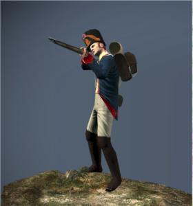 """18th Regiment d'Infanterie de Ligne """"The Brave"""""""
