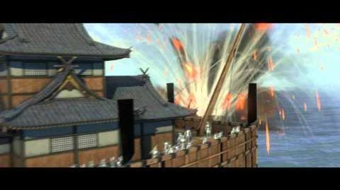 Shogun 2 Total War Mori Death