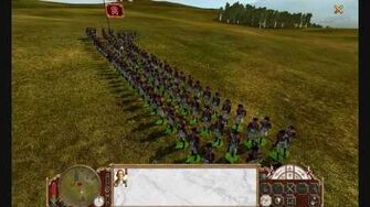 Empire Total War - Square Formation