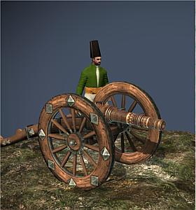 18 Lber Foot Artillery Napoleon Total War Total War Wiki