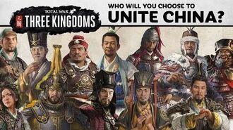 Total War THREE KINGDOMS - Warlords of the Three Kingdoms