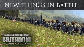 Total War Saga Thrones of Britannia - What's new in Battles?