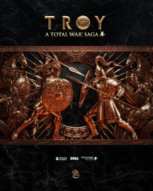 TROY reveal poster