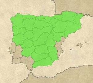 Ntw fra spain map