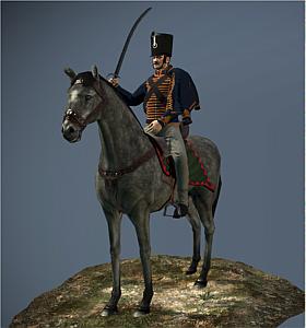 Hussars Prussia NTW