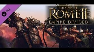 Total War Rome II - Gameplay Stream Empire Divided Sassanid