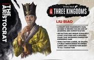 TW3K Liu Biao-intro