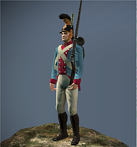 Life Regiment NTW