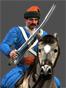 Mounted Nizam-I Cedit Icon