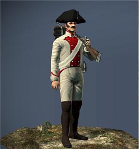 Provincial Militia NTW