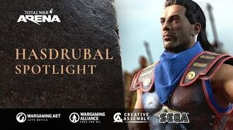 Total War ARENA - Hasdrubal spotlight