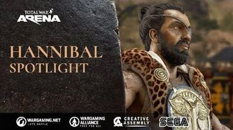 Total War ARENA - Hannibal spotlight