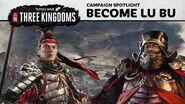 Total War THREE KINGDOMS - How to play as Lu Bu