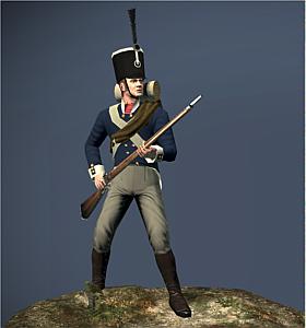 Prussia Grenadiers NTW