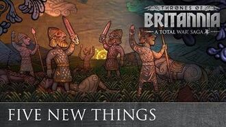 Total War Thrones of Britannia - Five New Things Coming to Thrones