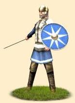 Briton Chosen Swordsmen