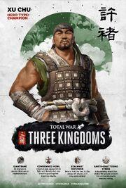 TW3K Xu Chu