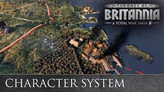 Total War THRONES OF BRITANNIA - Character System Spotlight