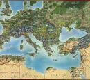 Области Rome: Total War